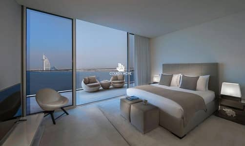 3 Bedroom Penthouse for Sale in Palm Jumeirah, Dubai - Half floor Pent House facing the beach I Panaromic View