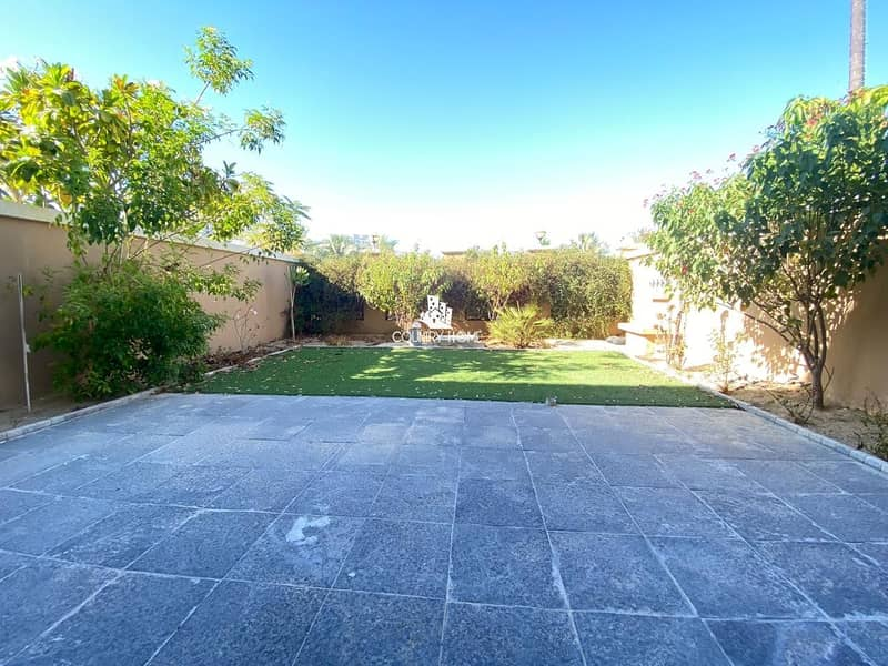 2BR + Maid Nakheel TH | Private Garden @ 95K
