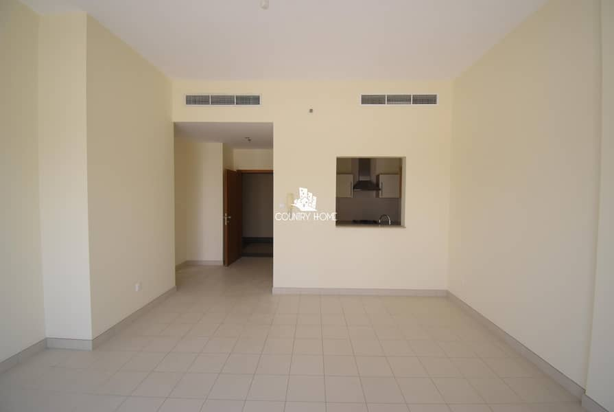 Ready to move   1BR with Garden   @ 48K