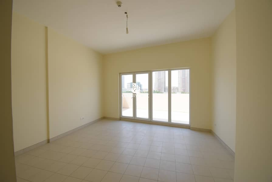 2 Ready to move   1BR with Garden   @ 48K