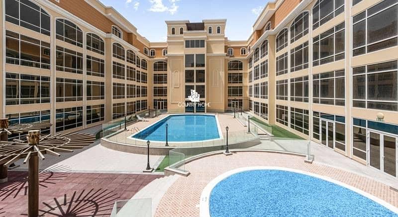 Beautiful 3 BR+Maid+Store+Terrace | Duplex  Apartment
