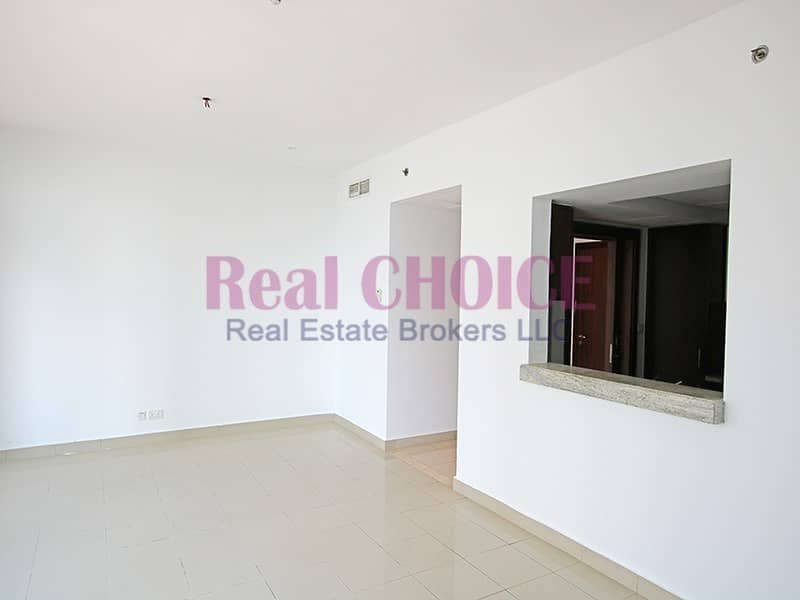 2 High Floor | Full Marina Views | 2 Bed | Unfurnished