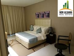 GRAB LUXURIOUS FULLY FURNISHED 2BEDROOM DUBAI SOU H 37000