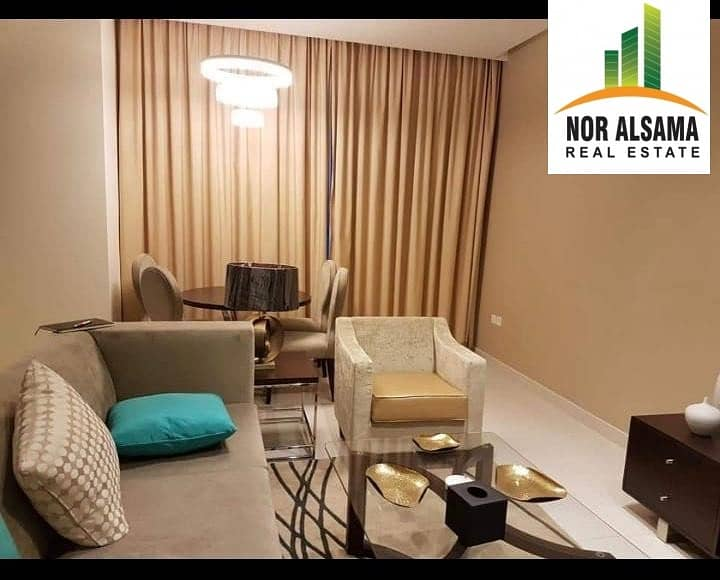 2 SPACIOUS LUXURIOUS FURNISHED 1 BEDROOM WITH POOL GYM 30000
