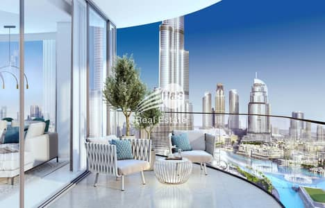 3 Bedroom Apartment for Sale in Downtown Dubai, Dubai - Flexible Payment Plan I 2 Beds I Opera Grand
