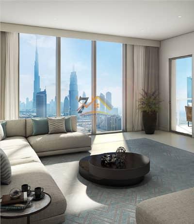 شقة 1 غرفة نوم للبيع في وسط مدينة دبي، دبي - NO COMMISSION | 4 YRS PAYMENT PLAN | DOWNTOWN VIEW BURJ KHALIFA AND DUBAI FOUNTAIN