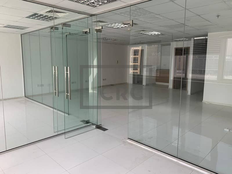 2 Fitted and Partitioned | Office in HDS Tower