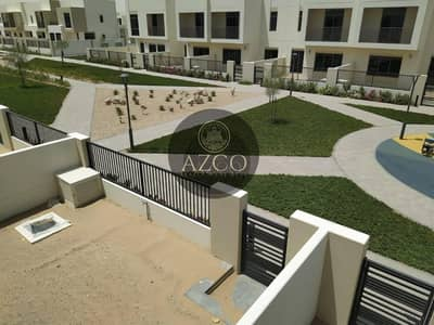 Spacious 3 BR | Pool and Park view | Brand New