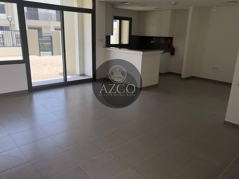 2 Spacious 3 BR | Pool and Park view | Brand New