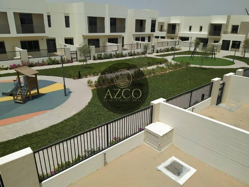 11 Spacious 3 BR | Pool and Park view | Brand New