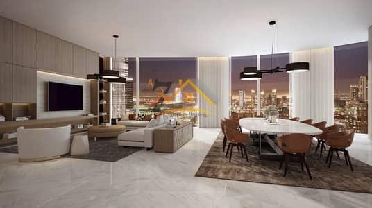 AMAZIN PENTHOUSE FRONT VIEW DUBAI FOUNTAIN | BURJ KHALIFA | DUBAI MALL | THE OPERA