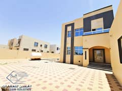 For sale, Musheiref, new villa directly from the owner, super deluxe finishing