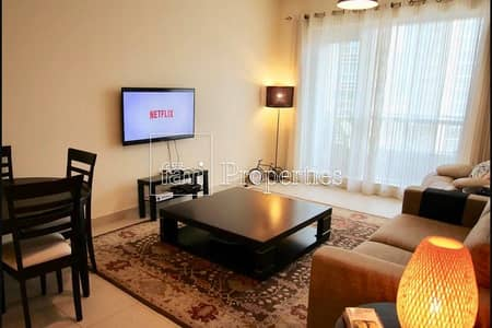 Exclusive   2BDR   Fully Furnished