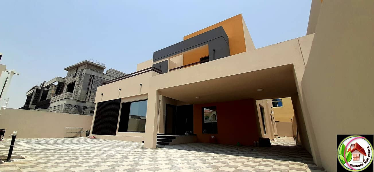 Owns the finest villas and luxury homes on the main street in a very privileged location