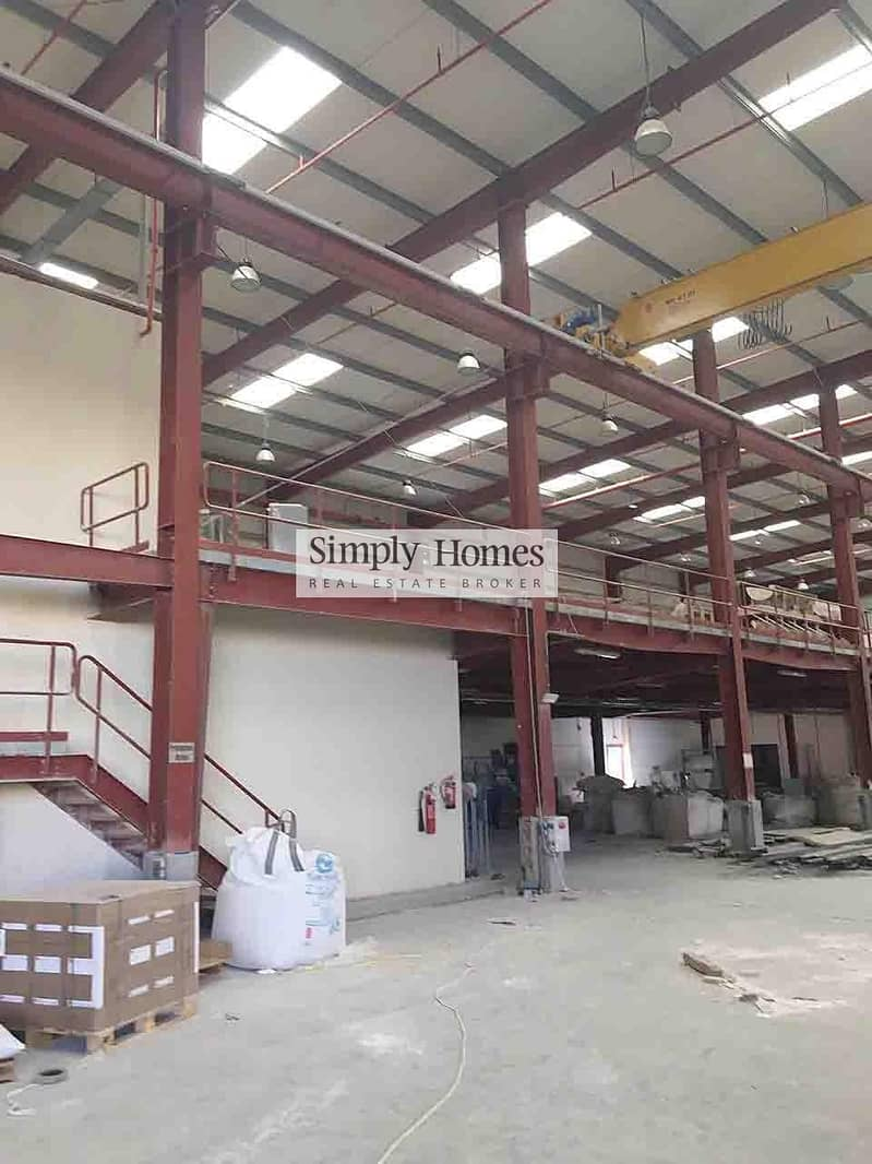 2 Best Deal|Huge Factory/Warehouse+Offices