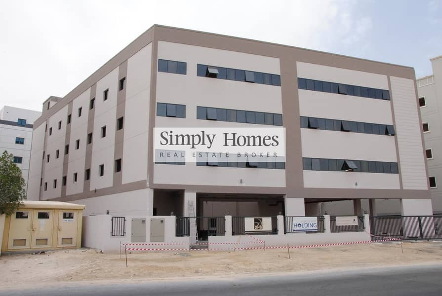9 G+3 Labour Camp|GREAT OPPORTUNITY NEW BLDG