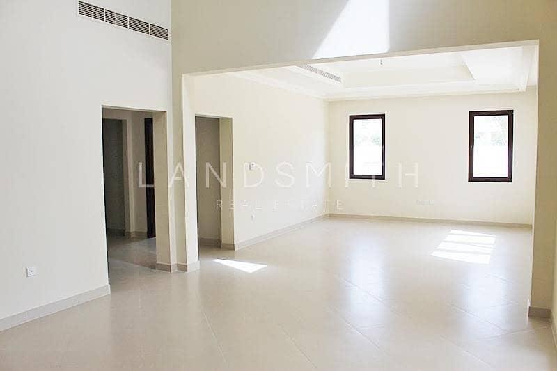 2 Beautiful Single Row 6 Bedroom Rasha Type 5 Villa