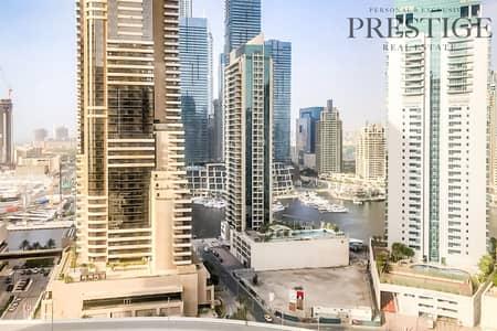 فلیٹ 2 غرفة نوم للبيع في دبي مارينا، دبي - 2 Bedroom | Mid Floor | Address Sky View