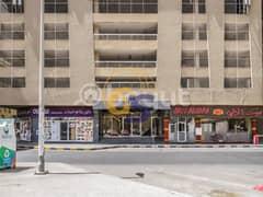 شقة في برج البستان الند القاسمية 1 غرف 18000 درهم - 4715990