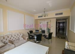3 BR + maid room |Unfurnished | payable 12 cheques