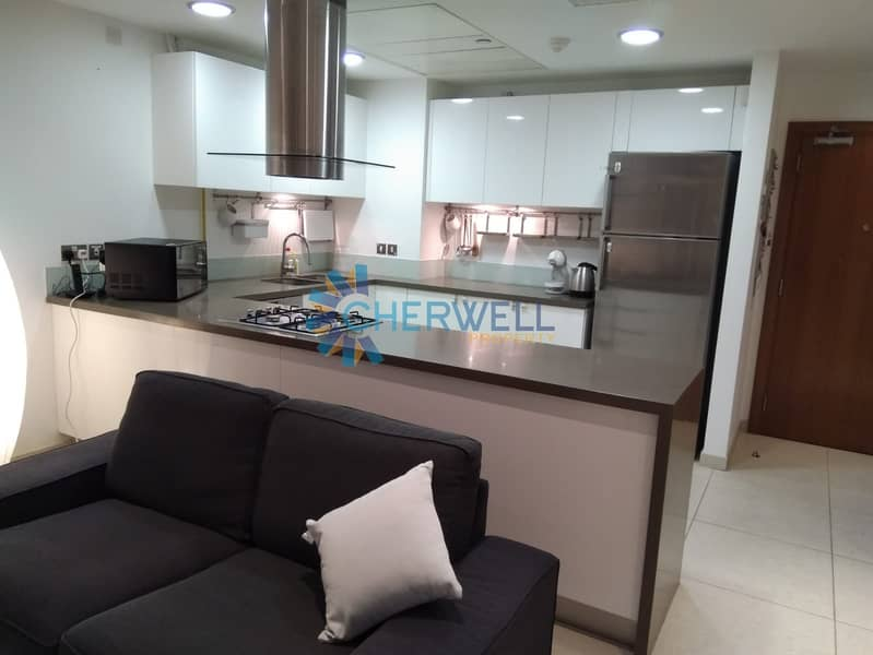 2 Sea View | Fully Furnished | 8 Payments | Call Us For Viewing