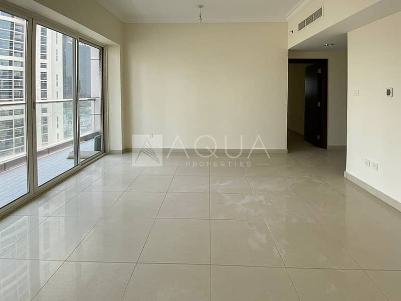 2 2 BR | Balcony | Unfurnished | Full Lake View