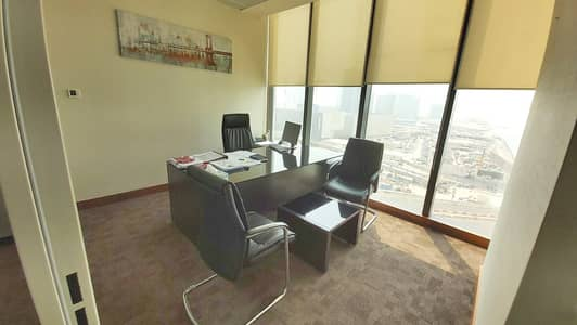 Office for Rent in Al Reem Island, Abu Dhabi - Managers Office