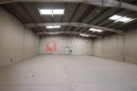 Warehouse for Rent in Ras Al Khor, Dubai - NEGOTIABLE! AED 28/SQFT | GOVT TAX  INCLUDED- 10000 SQFT
