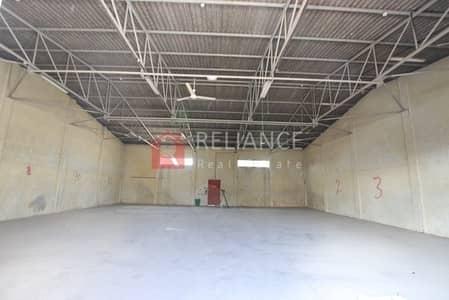 مستودع  للايجار في رأس الخور، دبي - AED 28/SQ FT | GARAGE BUSINESS INCLUDING TAX