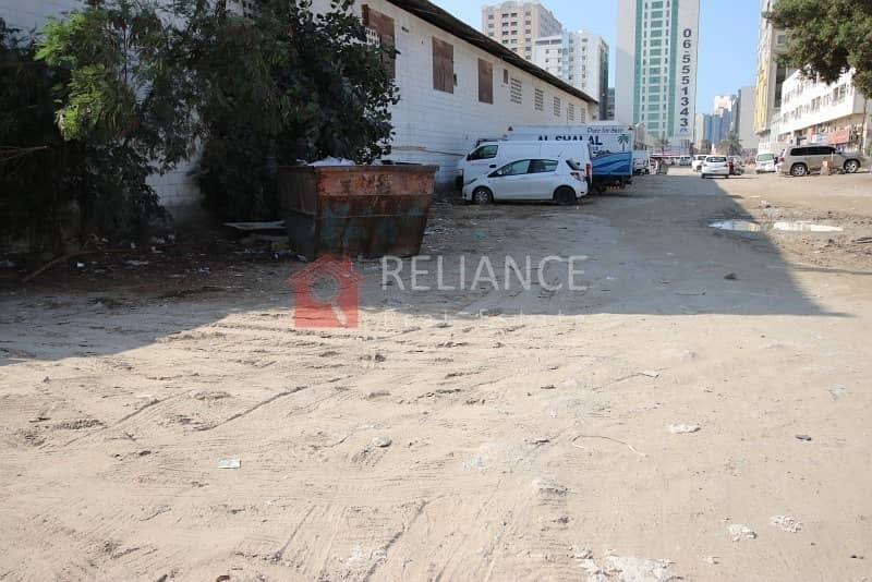 6 NEGOTIABLE | 9450 SQ FT WAREHOUSE IN SHARJAH INDUSTRIAL AREA 1