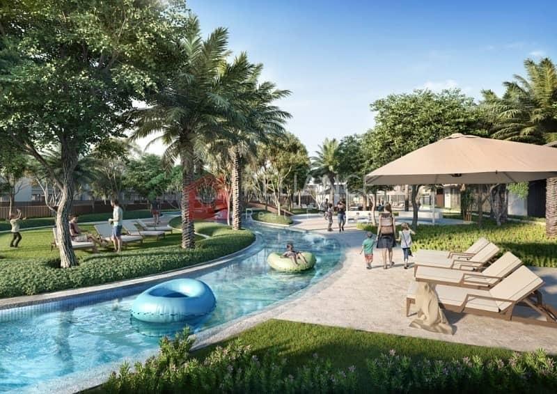 Emaar ! 4 BR Villa I 1.25% Monthly Payment I April 2022