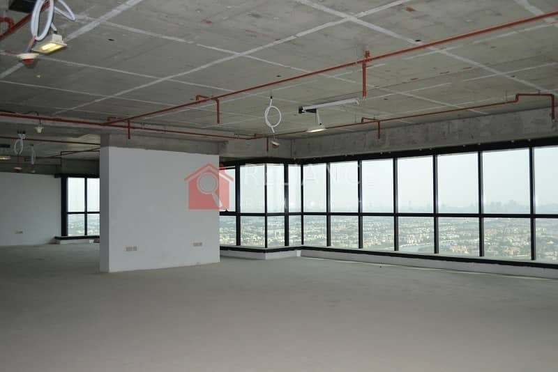 2 High Full Floor | Grade A Tower | Shell and Core | JLT