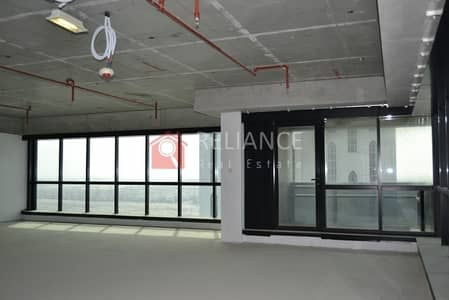 Office With Balcony | Marina View | Shell and Core