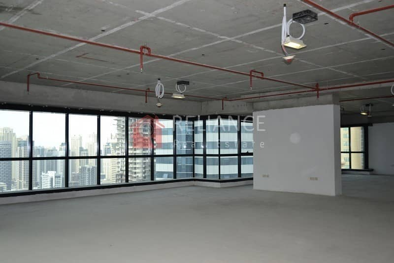 2 Office With Balcony | Marina View | Shell and Core