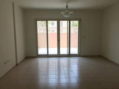 شقة 1 غرفة نوم للايجار في واجهة دبي البحرية، دبي - 1 Bed Hall With Courtyard and Laundry Room