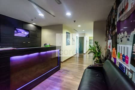 Full Floor | Fitted Office | Tenanted