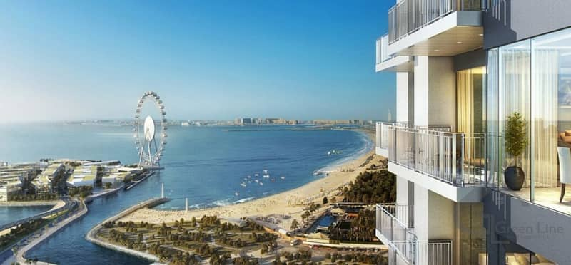 10 Facing the Stunning Dubai Eye and Sea View with Payment Plan