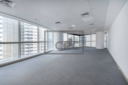 Office for Rent in Barsha Heights (Tecom), Dubai - Fitted|High Floor|2 Parking | Barsha Heights