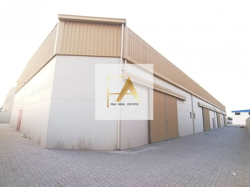 Brand new 3500 sqft warehouse