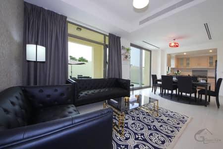 فیلا 4 غرف نوم للبيع في ريم، دبي - Brand New and Luxuriously Furnished and Landscaped I Single Row
