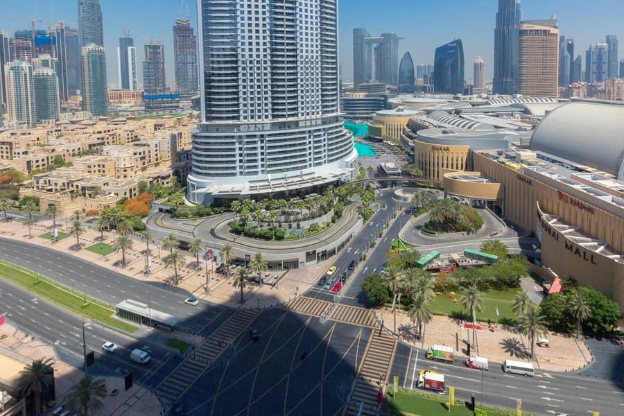 26 Talk of the town Building | Dubai mall connection | Burj Khalifa facing