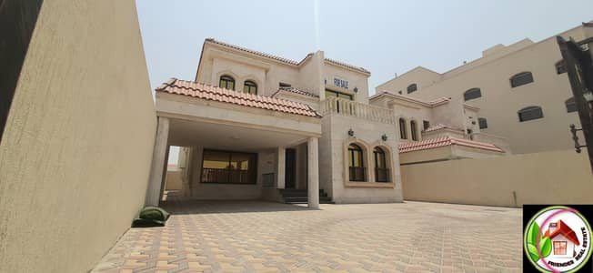 For sale villa finishing stone of the finest types of stone on the street directly neighbor