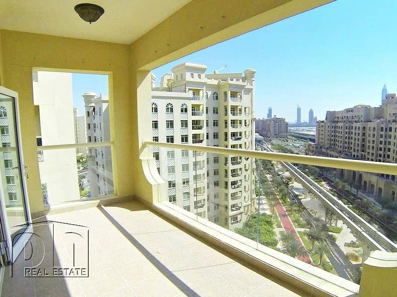 2 Price reduced   park facing   large balcony