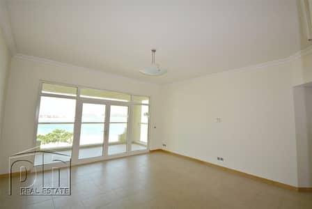 شقة 2 غرفة نوم للبيع في نخلة جميرا، دبي - Price reduced | park facing | large balcony