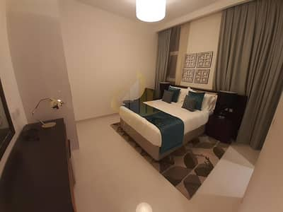 1 Bedroom Flat for Rent in Jumeirah Village Circle (JVC), Dubai - Vacant | Fully Furnished 1BR| High Floor