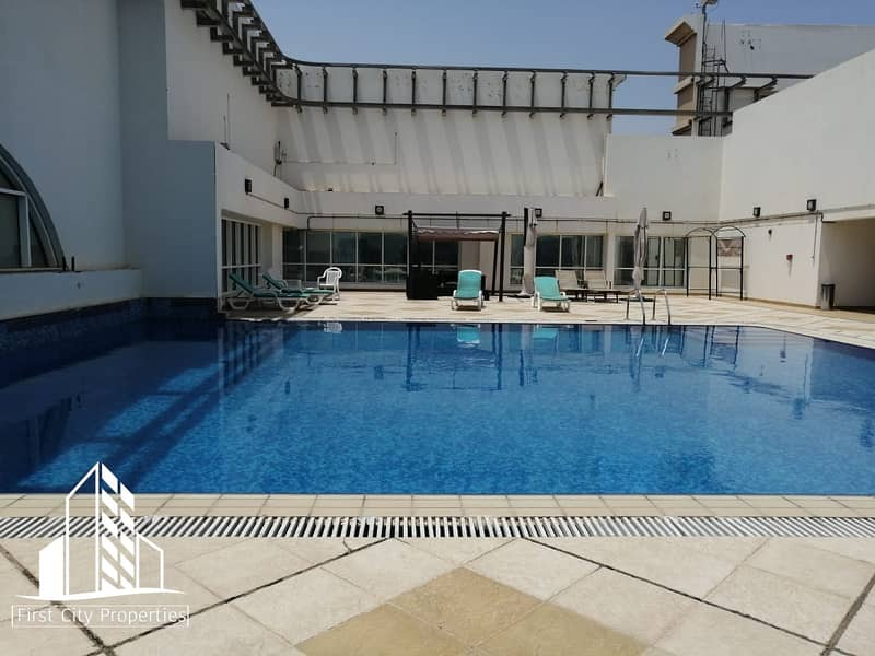 NO COMMISSION | CITY VIEW | 1 BHK IN REMAH TOWER