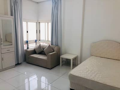 Studio for Rent in Al Hosn, Abu Dhabi - Tawtheeq Available | Fully-Furnished ST W/Utilities