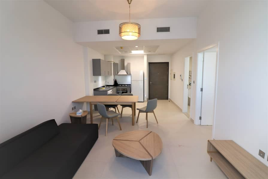 Chiller Free Furnished 1 BR in just 38k