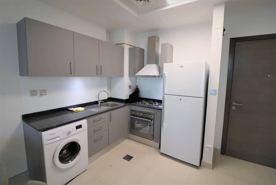 2 Chiller Free Furnished 1 BR in just 38k
