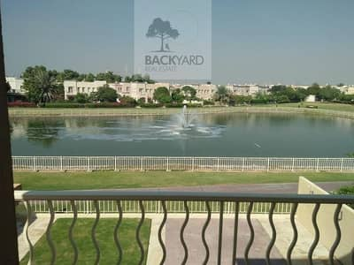 2 Bedroom Townhouse for Rent in The Springs, Dubai - Full Lake View | 2E | Well Maintained